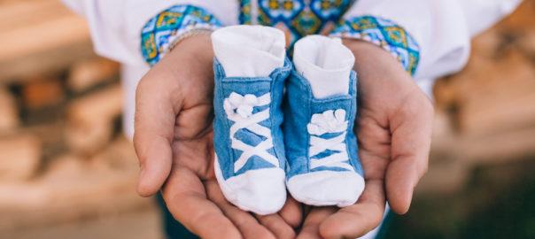 Lista de ideias para organizar o cha de bebe do novo bebe