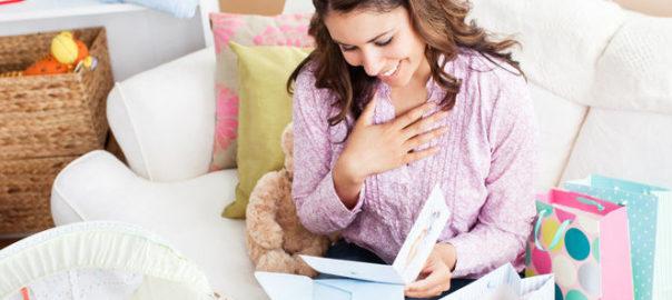 Ideias diferentes de presentes para novas mamaes