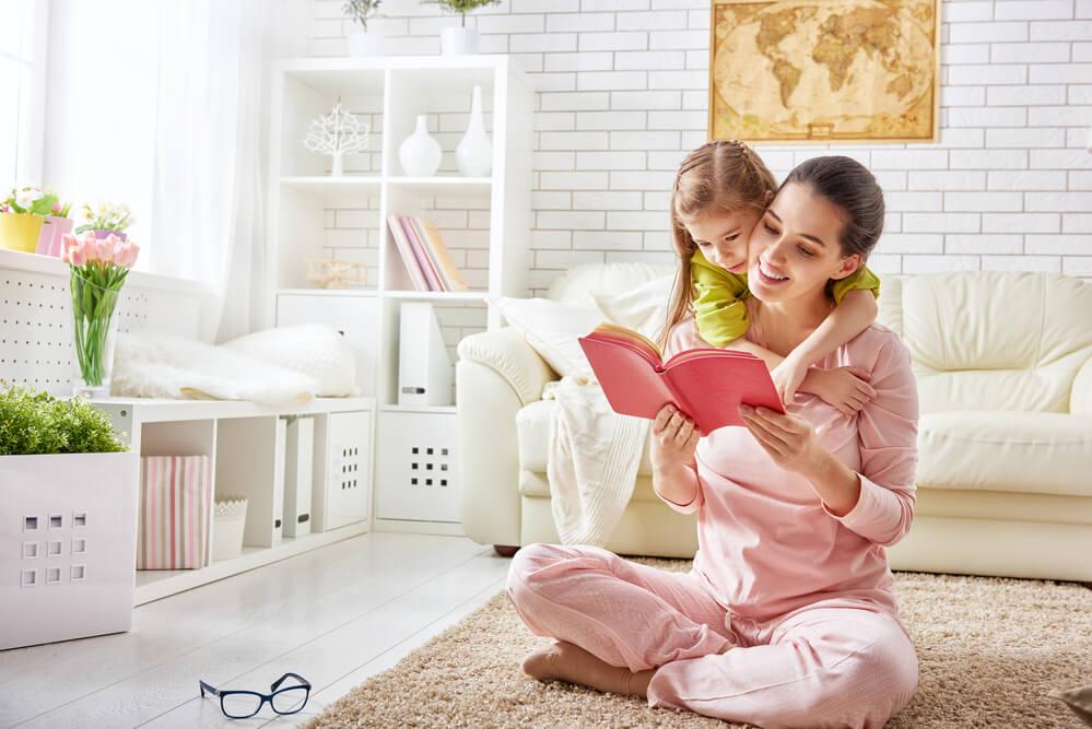 estimule a leiture e as brincadeiras para desenvolver a psique do seu filho de forma saudável