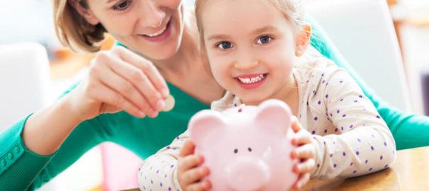 Mesada e educacao financeira para criancas