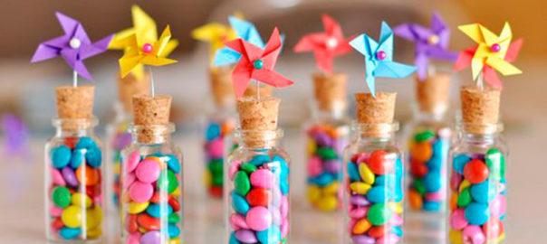 Ideias para fazer em casa de lembrancinhas de festa infantil