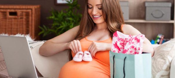 Dicas de kits, cestas e presentes originais para novo bebe, bebe recem-nascido e novas maes e pais no escritorio