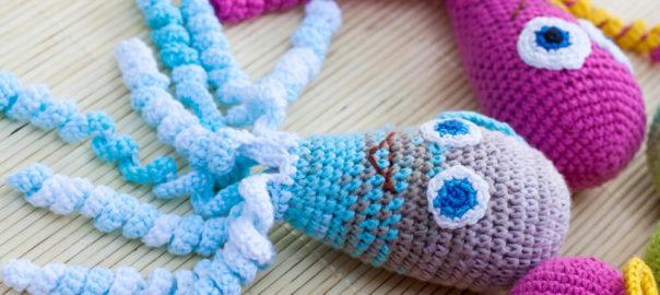 Polvos de crochê e sua papel na ajuda de bebês prematuros
