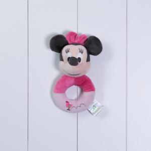Chocalho Minnie Disney personalizado menina bebe comprar