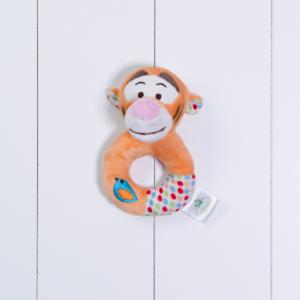 Chocalho Tigrao Disney personalizado menino menina bebe comprar