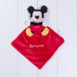 Naninho soninho cheirinho Disney Mickey presente bebe personalizado menino comprar