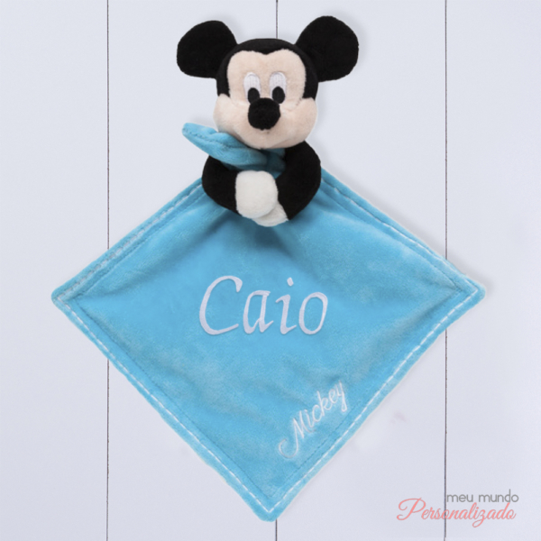 Naninha do Mickey – Disney – azul