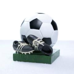 presente para bebê de 2 anos cofrinho bola de futebol