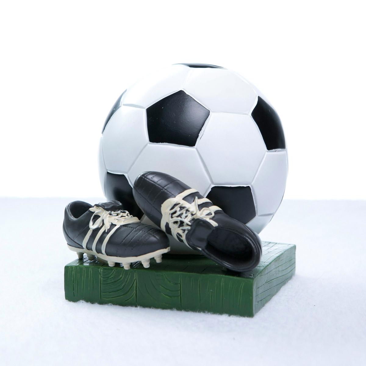 29130c1b9f1ce Cofre Infantil Bola de Futebol