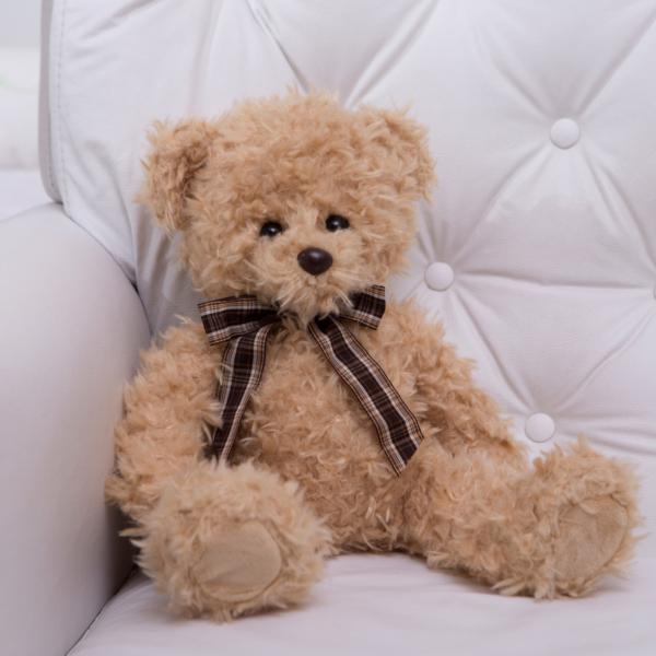 Pelucia urso ingles presente bebe comprar (e)