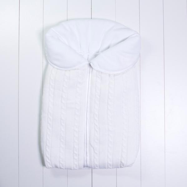 Saco dormir branco bebe presente comprar(e)