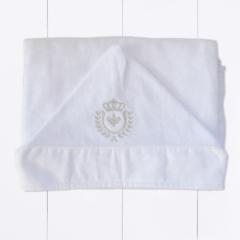 Presente para bebê menino ou menina - toalhe personalizada