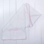 toalha infantil para bebe recem nascido como presente de nascimento