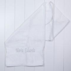 Toalha de capuz de alta qualidade para nenem recem-nascido. Idei de presente para dar na maternidade