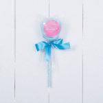 Pirulito body bebe azul