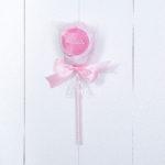 Pirulito body bebe rosa