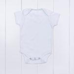 Body bebe branco