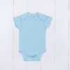 Presente para bebe personalizado - body azul