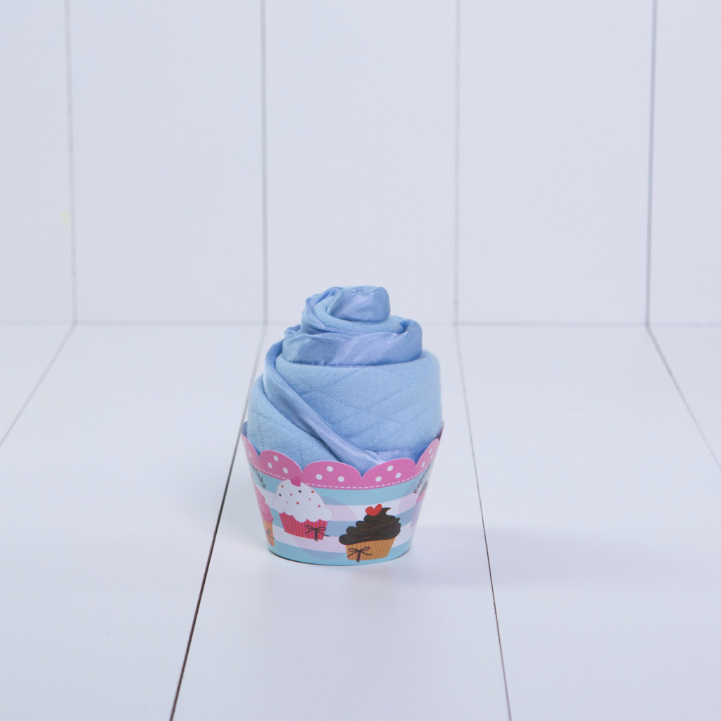 Cupcake babador babeiro paninho boca bebe presente personalizado menino azul (2)