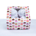 cupcake roupas bebê enxoval presente personalizado especial diferente único chá bebê nascimento maternidade grávida mamãe lembrança menina menino recém-nascido comprar