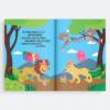 Livro personalizado. Presente para criança de 1 ano.