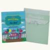 livro infantil aniversario criança meninos e emablagem de presentes