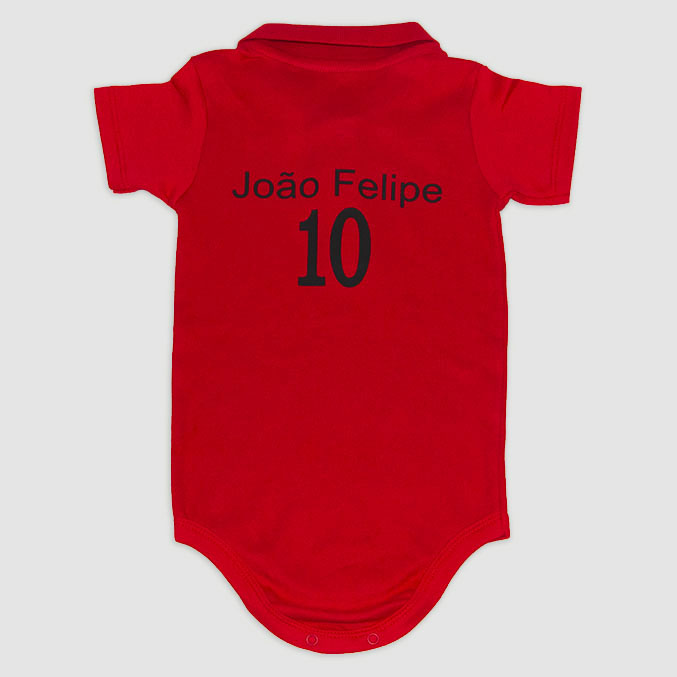 Body personalizado para bebe. Presente original e barato para recem nascidos e aniversario de um ano