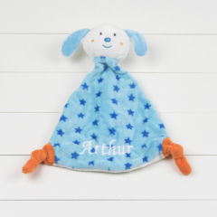 Naninha para bebê. Presente criativo para bebê