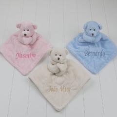 Naninhas de ursinhos para gêmeos
