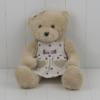 Ursa de pelucia para dar de presentes para novo bebe ou para um gravida no Cha de Bebe