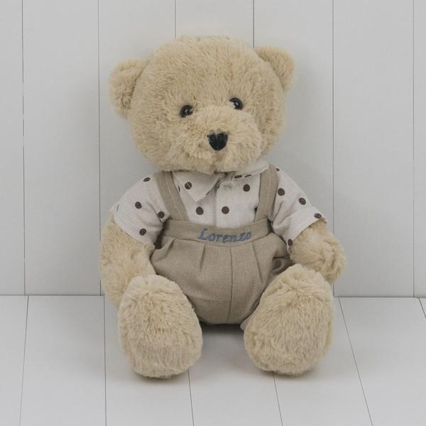 Ursinho pelucia poa personalizado
