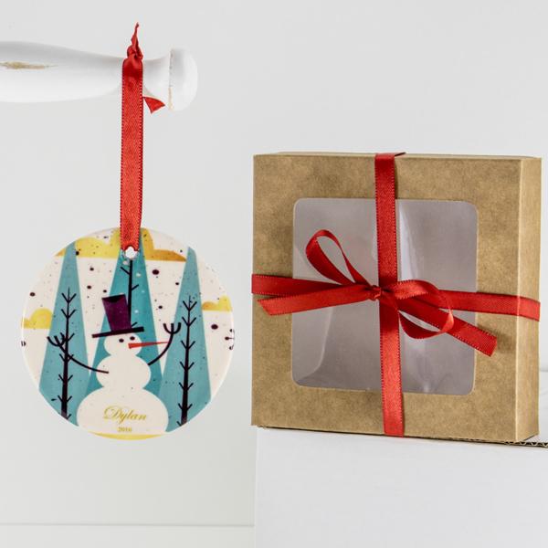 Enfeite para customizar a arvore de Ntal. Perfeito como presente barato e original e para guardar de lembraca do Natal