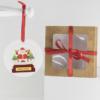 Presente criativo unico e original para dar para um bebe ou crianca no Natal