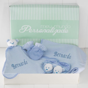 Kit para bebe. Presente de nascimento