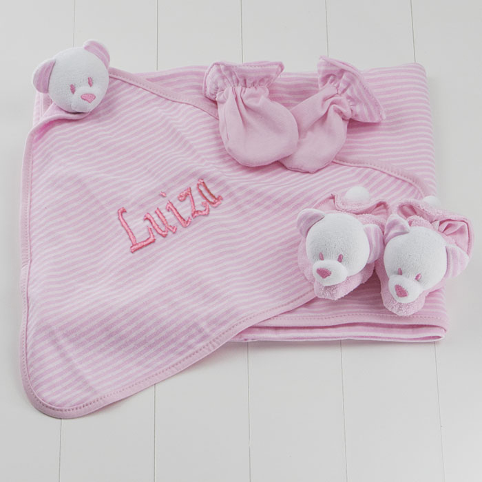 Presente para bebê menina comprar