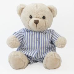 Urso de pelucia para dar de presente para recem-nascido masculino