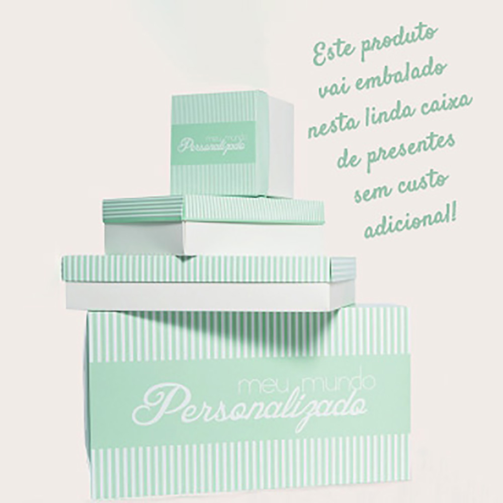 Caixa de presentes com texto – 1000×1000 pixels