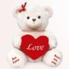 Urso de pelucia para o Dia das crianças - amor dos avós