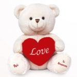 Ursinho coracao love – pai – te amamos