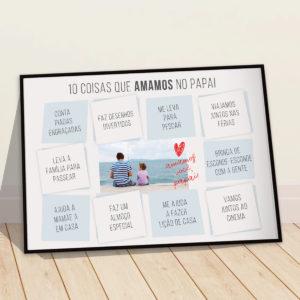 Presente criativo para o dia dos pais. Comprar