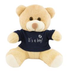 Urso de pelucia. Ideia do que dar de presente para recem nascido
