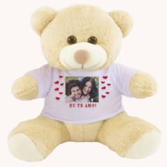 Urso de pelucia para a namorada. Presente de 1 ano de namoro