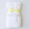 Toalha de banho para bebe com capuz super macia. Parte da cesta presente bebê neutra