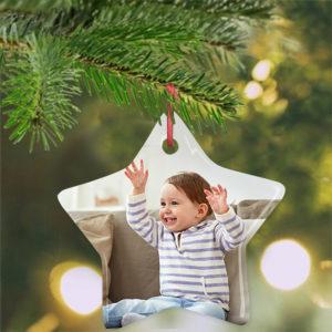 Foto produto - estrela Natal