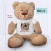Urso de pelúcia personalizado com foto. Presente dia dos namorados
