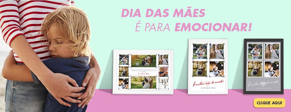 Banner presente Dia das Mães - 2019