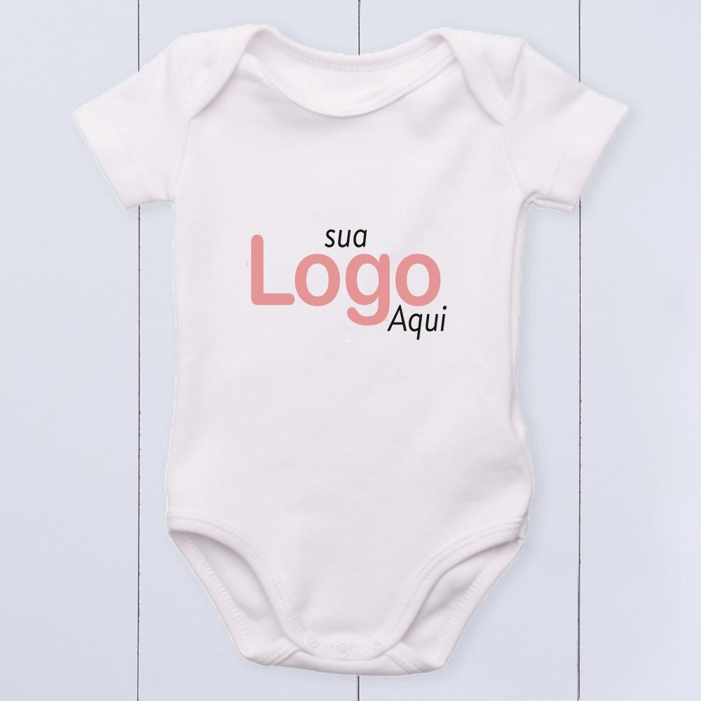 Bory Bebê Personalizado com logo