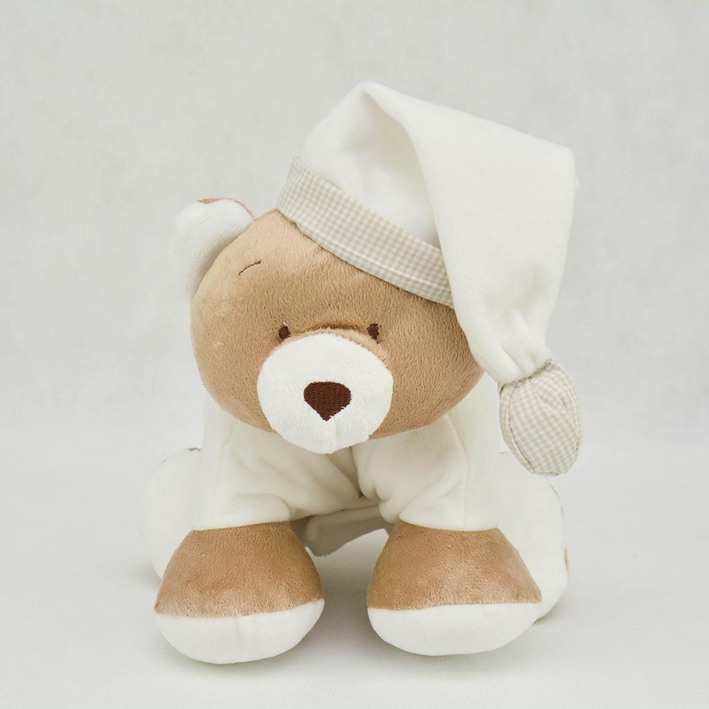 Presente para bebê - ursinho travesseiro antialérgico
